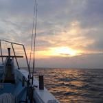 遊漁船でのカンパチジギング結果(2015/11/29)