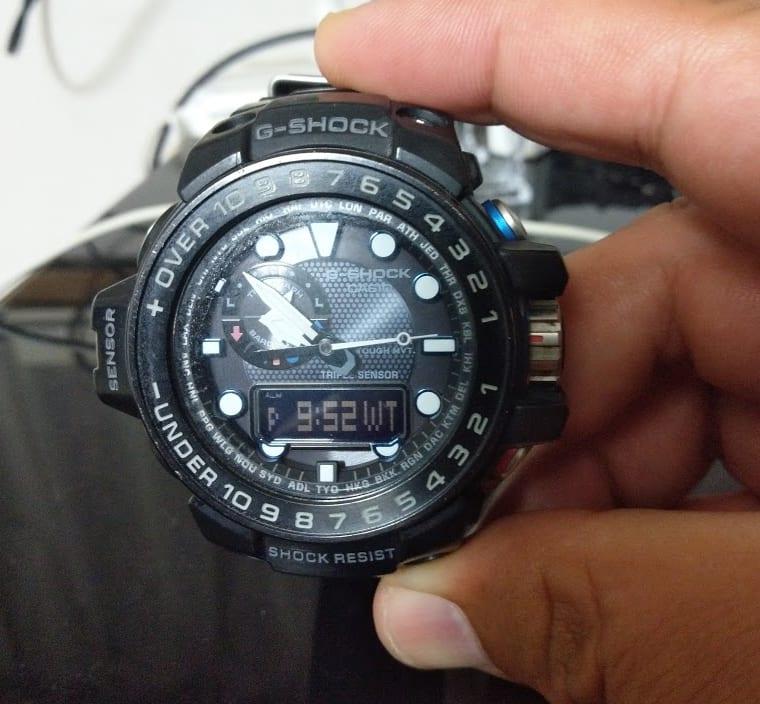 new style 60184 a781e 時計が壊れた、、ので釣り用の時計を購入。それはG-Shockの海用 ...