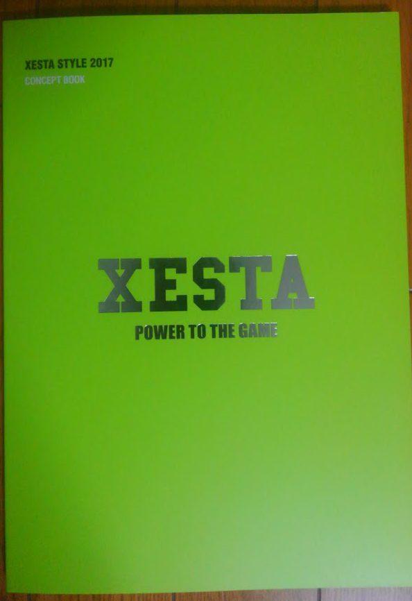 【無料】Xestaの2017年カタログのダウンロード。気になるロッド多数!