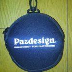 パズデザインのCRリーダーポーチが届いたので紹介。