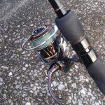 ダイワ セオリー 2510PE-Hを買ったので軽く釣行&バランス等確かめに行ってきた。(2017/4/8)