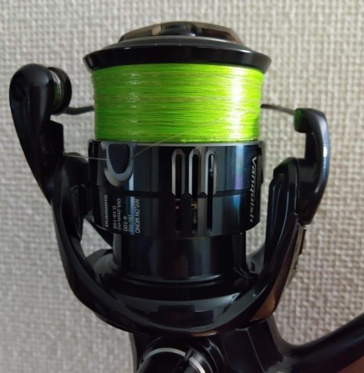 19ヴァンキッシュ C2000SHGの実釣インプレ。実釣してみるとやはり違う印象。良いリールです。